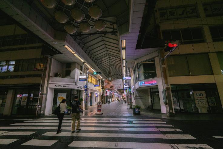 丸亀町アーケード