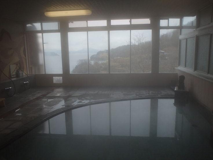 庵治観光ホテル「海のやどり」内風呂