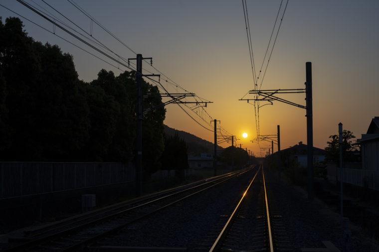 坂出市の夕焼け3