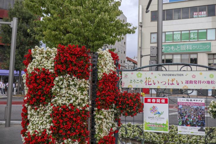 松本市花いっぱい運動