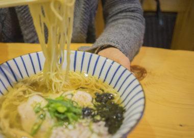 麺喰屋「澤」の山椒ラーメン