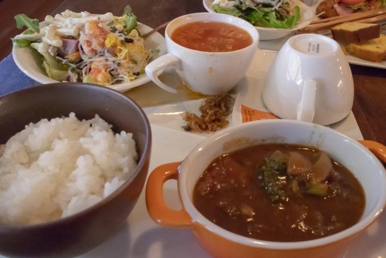 サクラテラス・ザ・アトリエの朝ご飯4