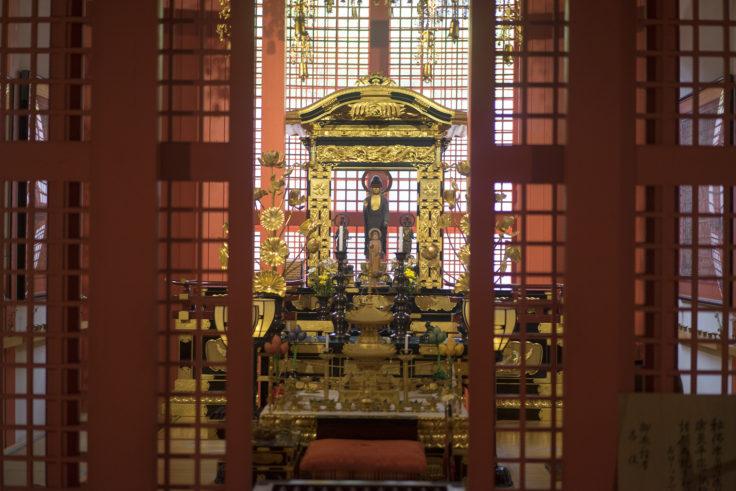 本福寺本堂