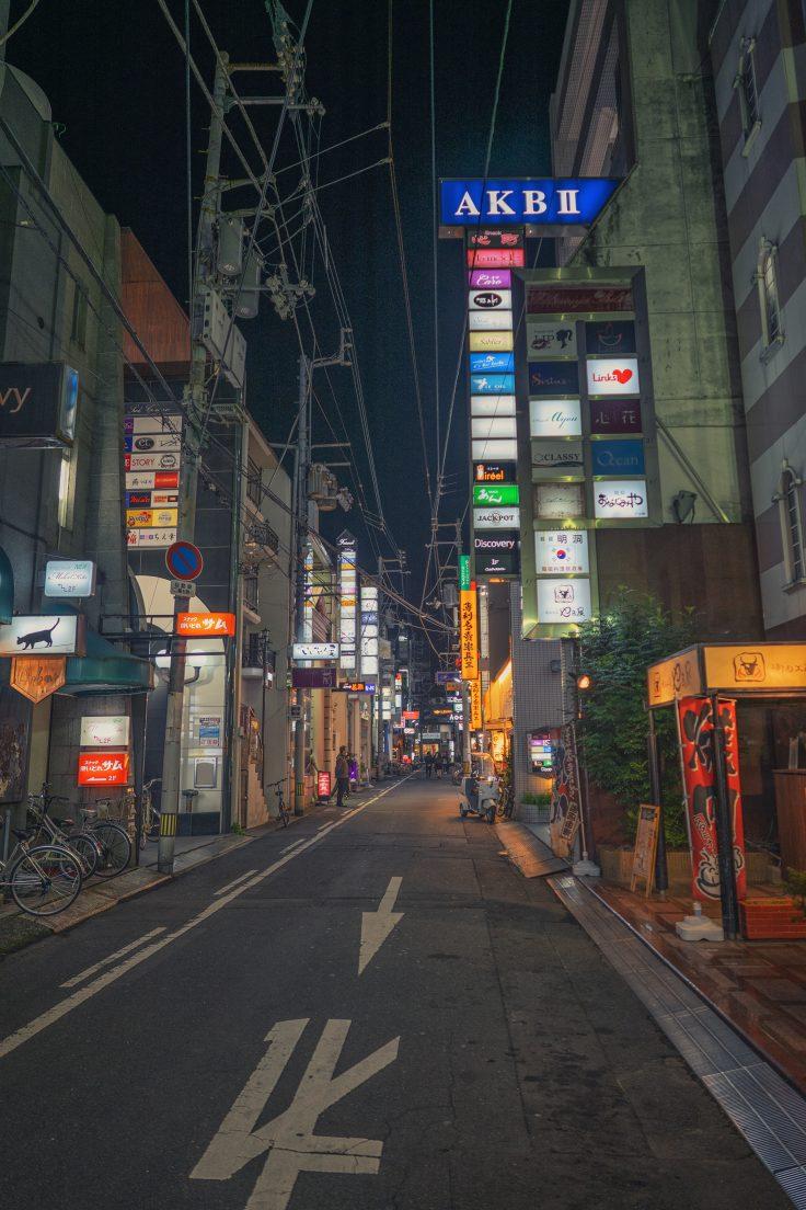夜の高松市3