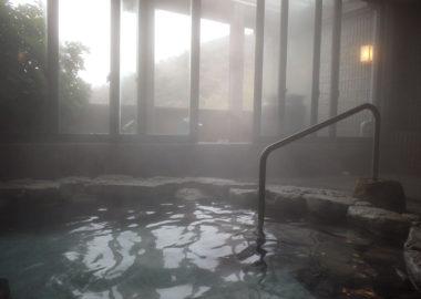 庵治観光ホテル「海のやどり」露天風呂