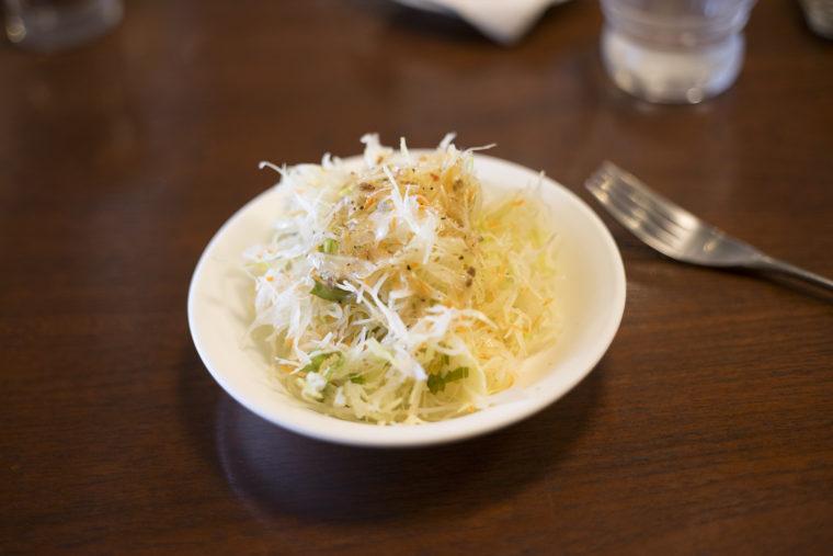 TABITOのサラダ