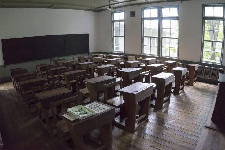 あがたの森文化会館復元教室