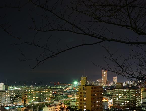 サンポート高松夜景