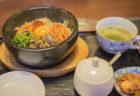 韓国家庭料理サランの石焼ビビンバ