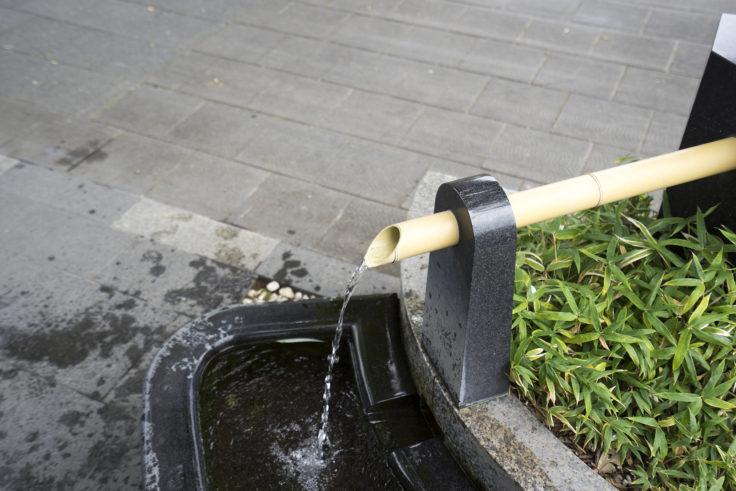 松本市井戸水