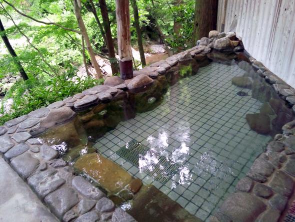 さぬき温泉露天風呂