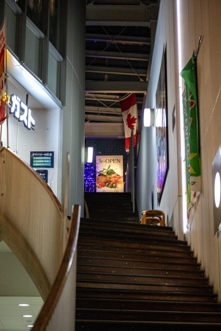 高松市アーケード商店街スナップ写真