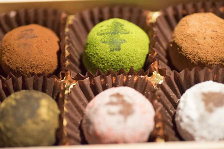 DARI・Kカカオが香るチョコレート・トリュフ
