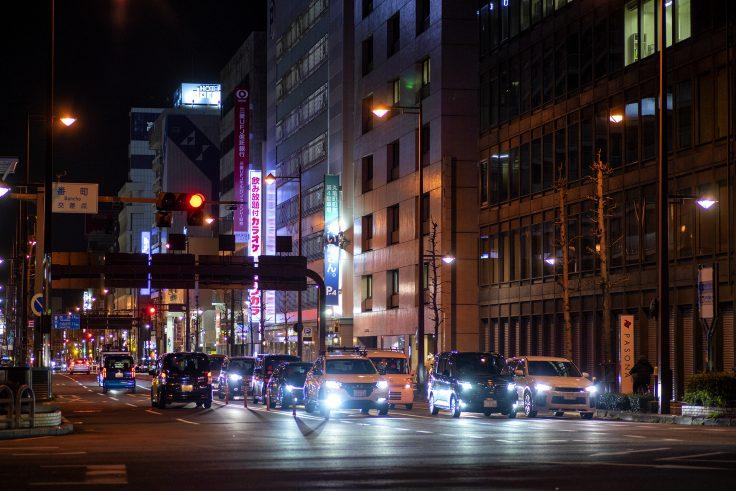 タムキューで撮る夜景スナップ