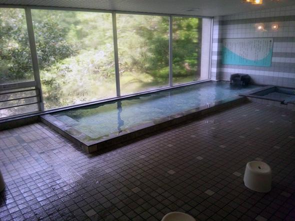 さぬき温泉内風呂