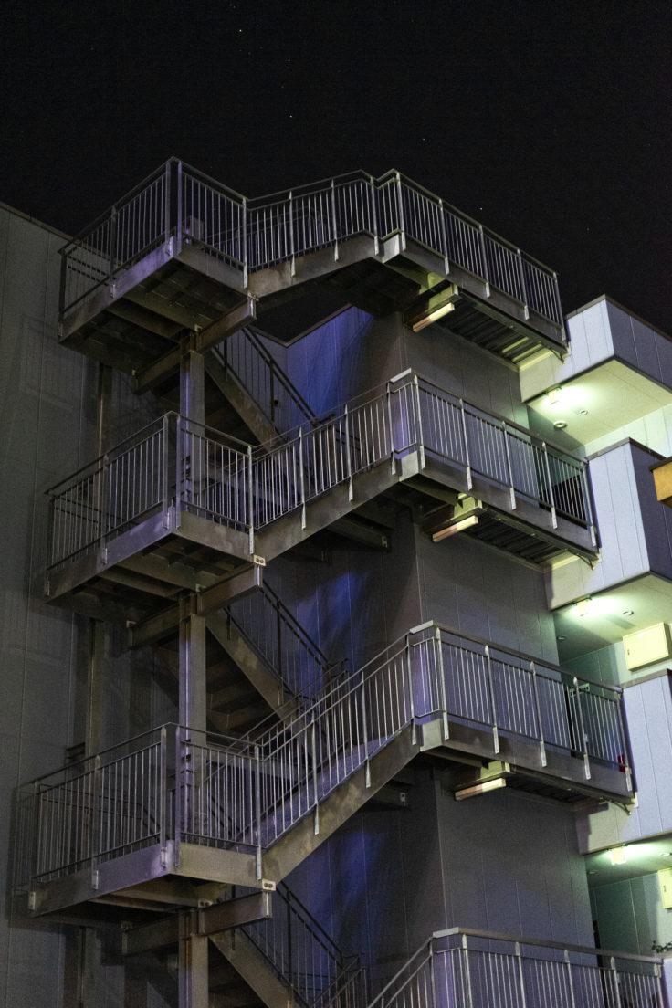 夜の階段3