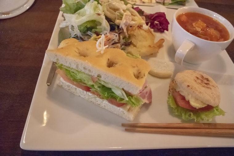 サクラテラス・ザ・アトリエの朝ご飯3