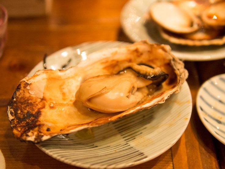 魚せんの牡蠣