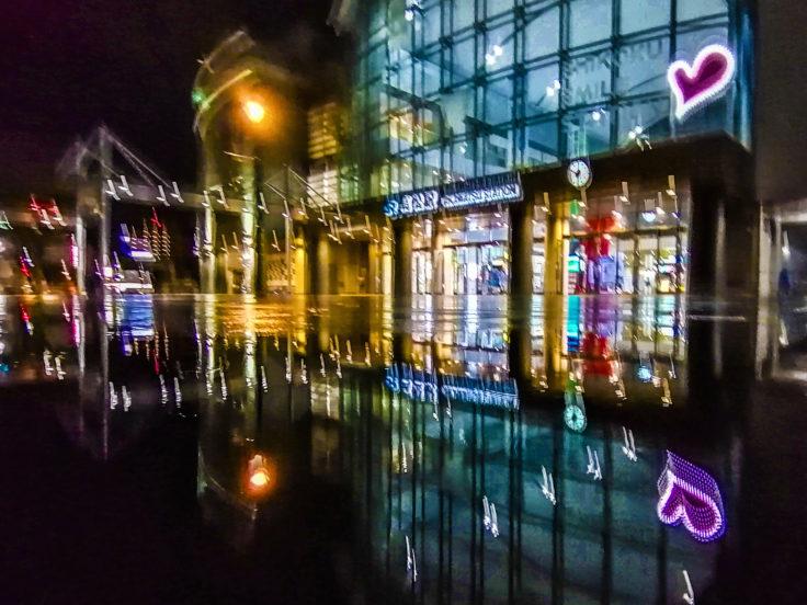 夜の高松駅4