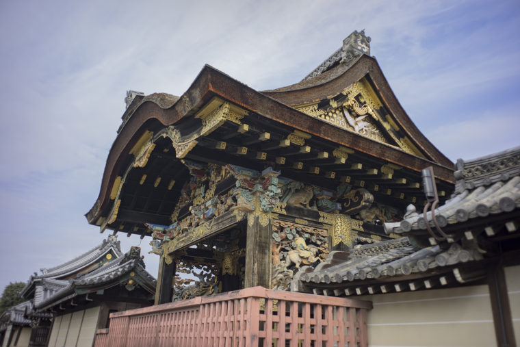 西本願寺大玄関門