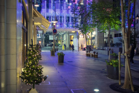 高松中央商店街のクリスマス