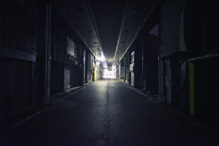 坂出市商店街