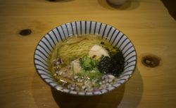 麺喰屋澤の中華そば塩