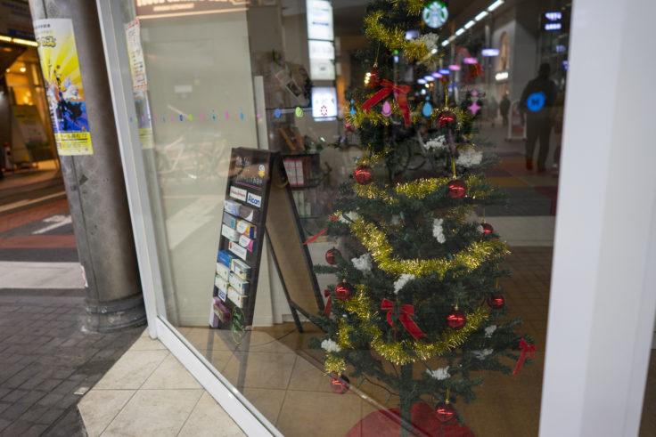 高松市のクリスマスツリー3