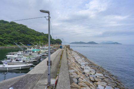竹居漁港8