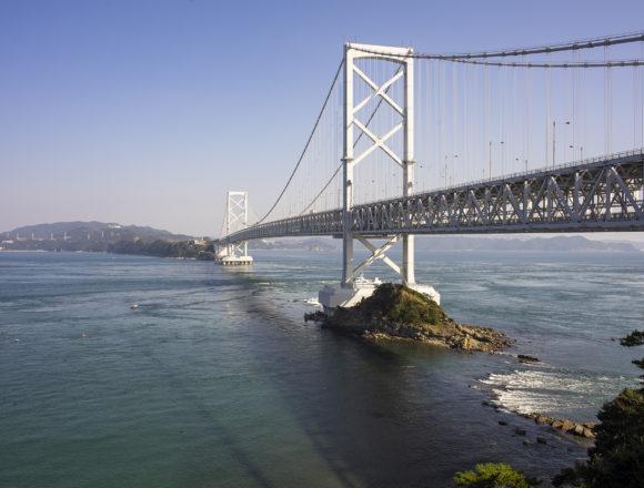 日本百景鳴門海峡