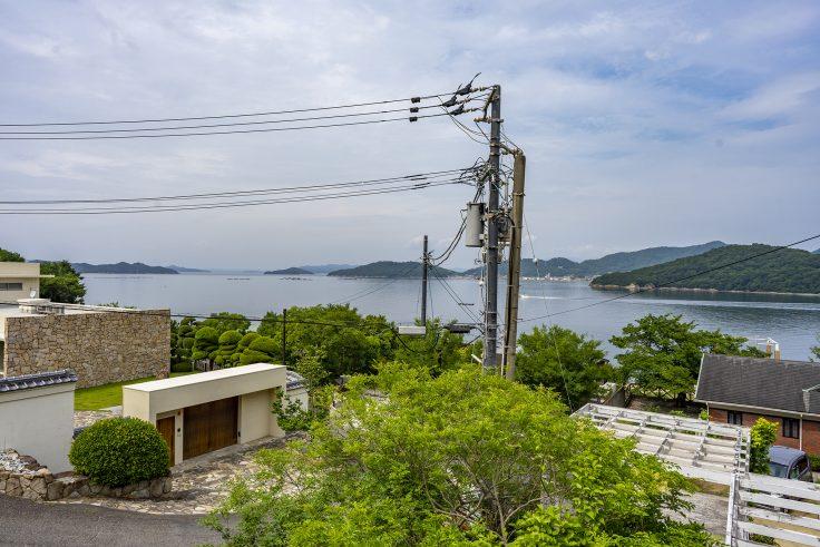 プロバンスブルーから見える瀬戸内海2