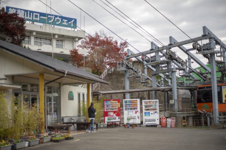 箸蔵山ロープウェイ