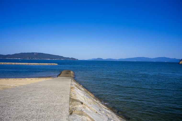 山田海岸堤防