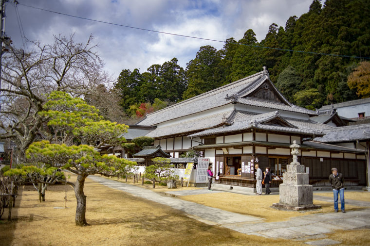 箸蔵寺納経所