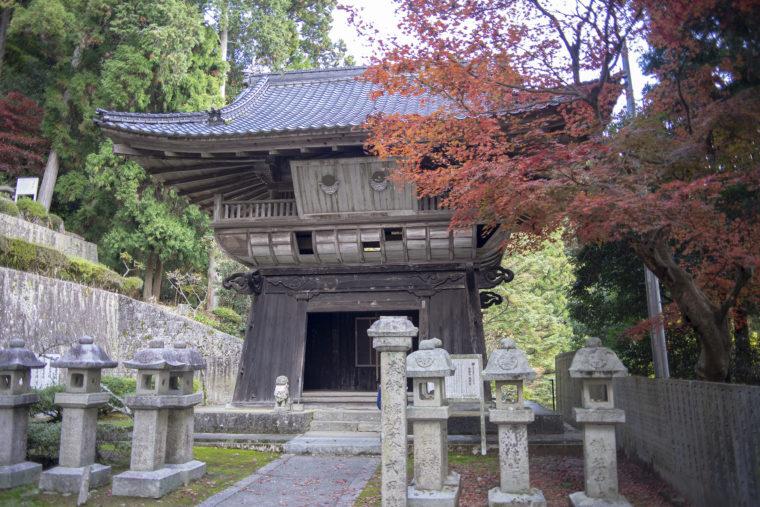 箸蔵山鐘楼堂