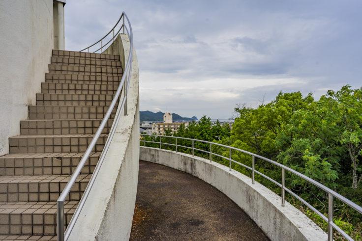 前山公園展望台2