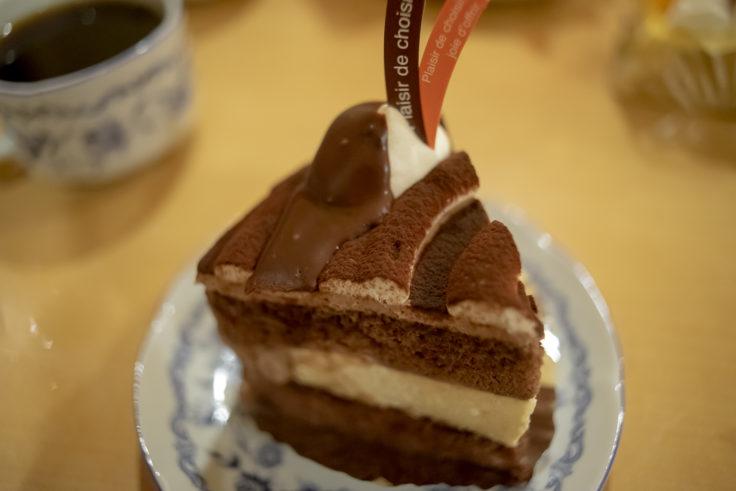 Ainaフローリアンのチョコレートティラミス