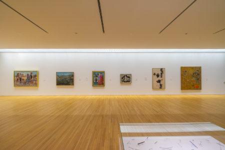 猪熊弦一郎現代美術館の作品