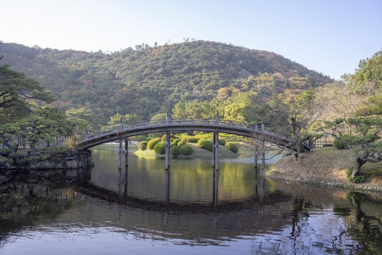 偃月橋リフレクション