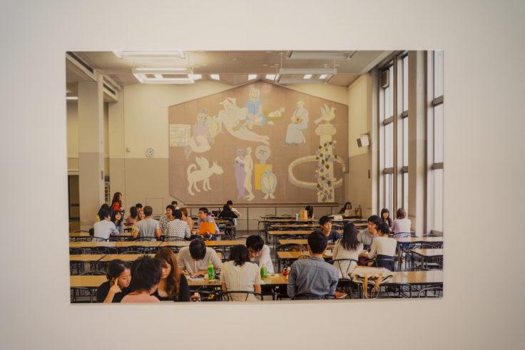 慶応義塾大学ホール「デモクラシー」2