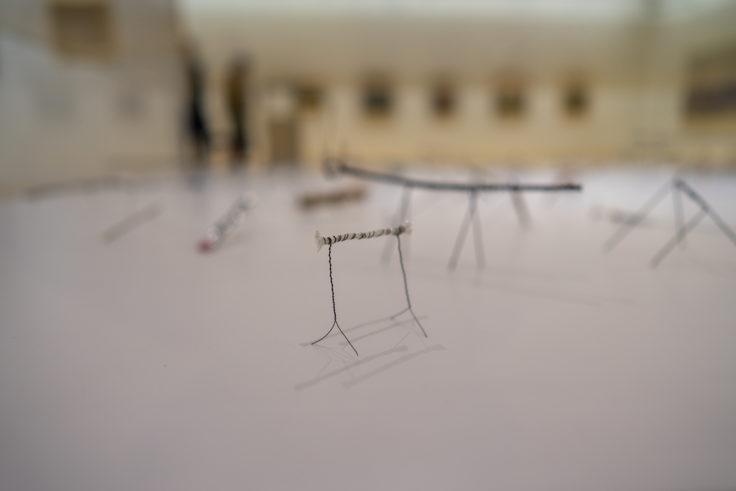猪熊弦一郎現代美術館2階作品