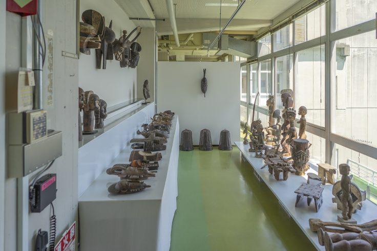 川島猛アフリカコレクション