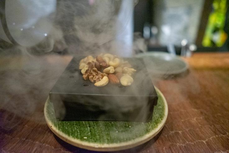 タビ式のスモークナッツ2
