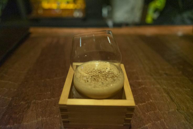 タビ式のカルアミルク