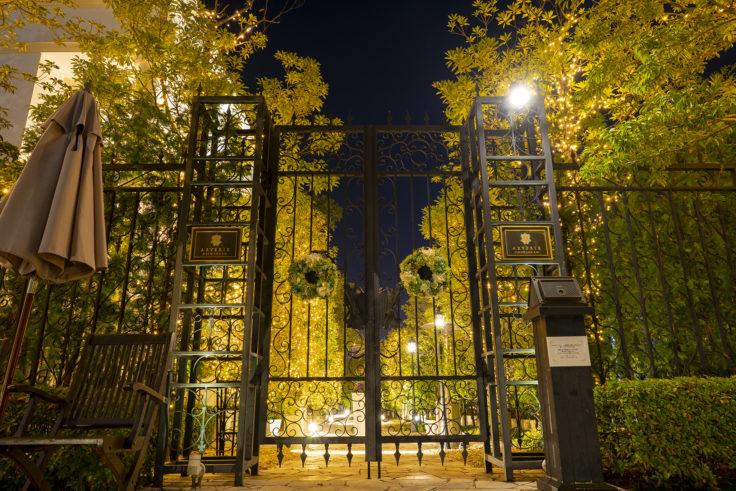 アーヴェリール迎賓館高松のイルミネーション4