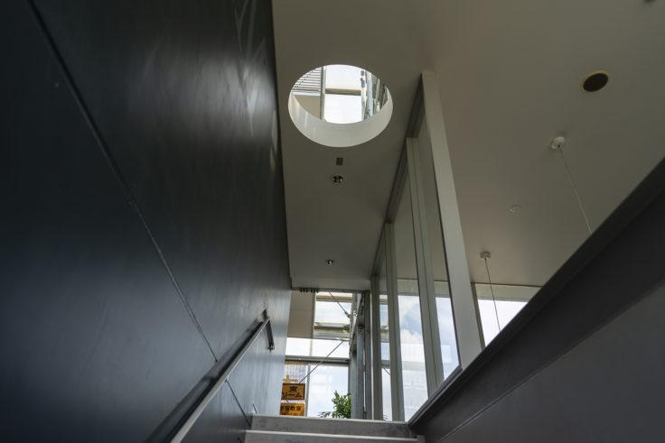 香南アグリーム階段