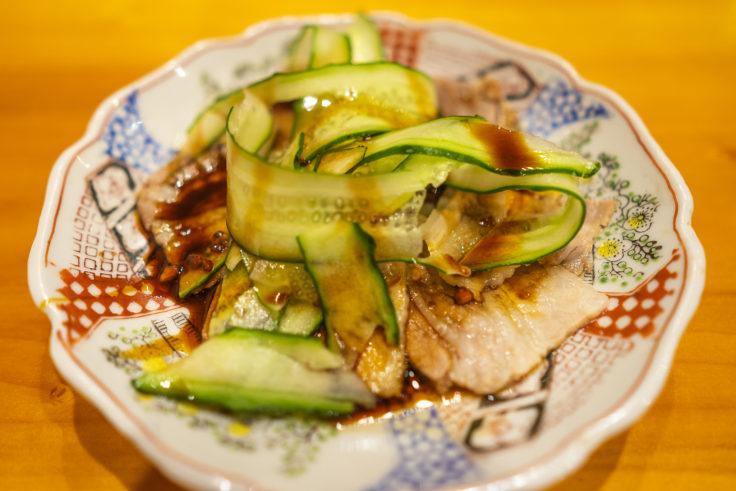 弘の豚肉のニンニクソース(小)