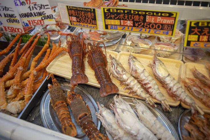 小樽の魚介2