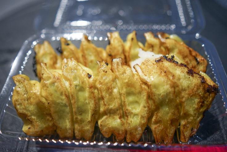 寺岡餃子の餃子