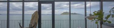 northshoreからの女木島